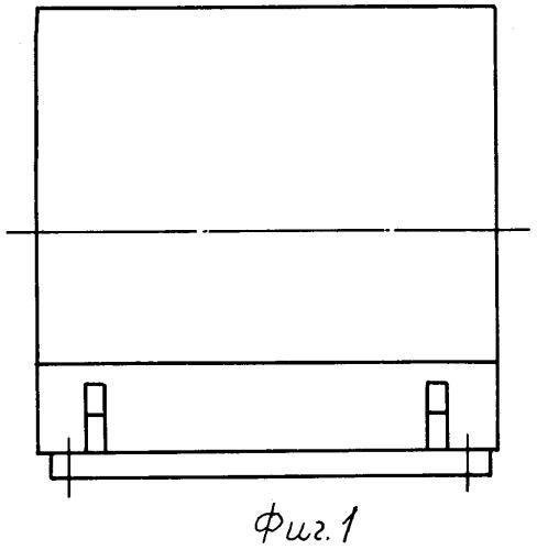 Корпус для электродвигателя, вальцованный из стального листа, с одним сварным швом