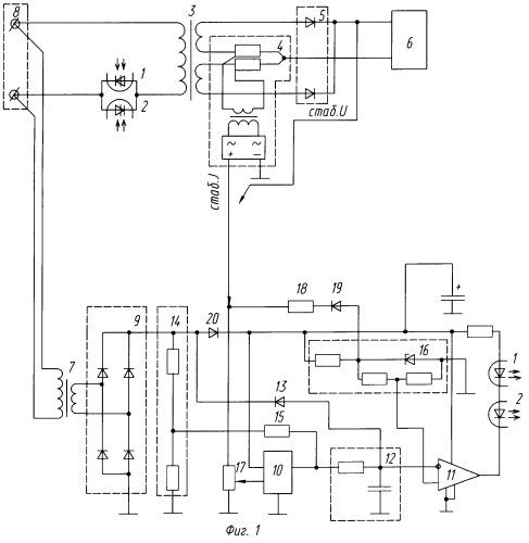 Тиристорный стабилизатор тока