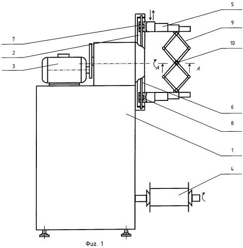 Станок для намотки всыпных обмоток статоров электрических машин