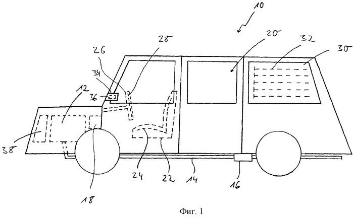 Устройство для кондиционирования автомобиля