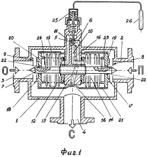 Гидравлическое регулирующее устройство