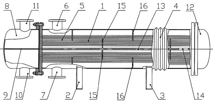 Поверхностный тип теплообменника Паяный теплообменник HYDAC HEX S722-80 Дербент