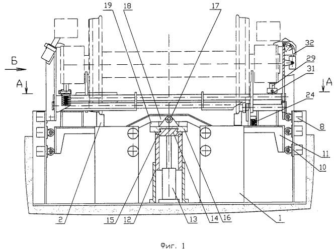 Способ и станок для обточки колесных пар