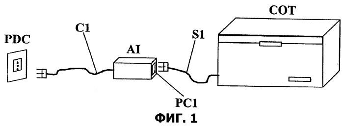 Устройство, система и способ текущего контроля бытового электроприбора