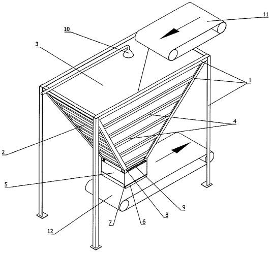 Вермикомпостер для комплектной очистной установки