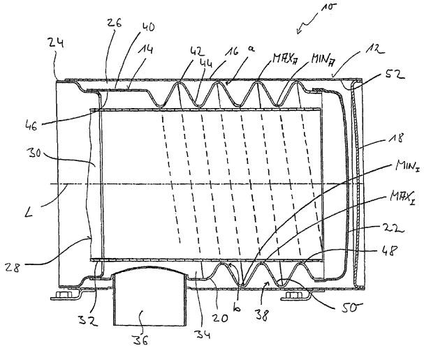 Теплообменник для отопителя, в частности для автомобильного отопителя