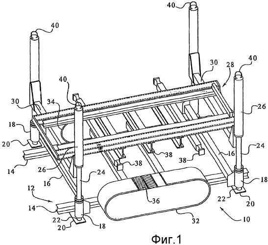 Способ и устройство для извлечения и установки узла теплообменника