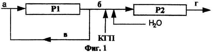 Способ получения фенола и ацетона путем катализируемого кислотой расщепления кумилгидропероксида с последующей термической обработкой и реактор для осуществления способа