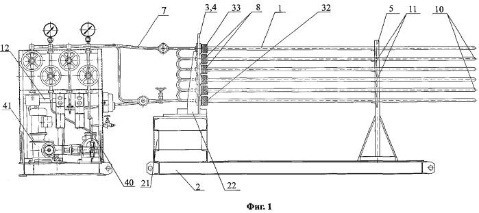 Проведение гидроиспытаний теплообменников Кожухотрубный испаритель Alfa Laval DET 1100 Серов
