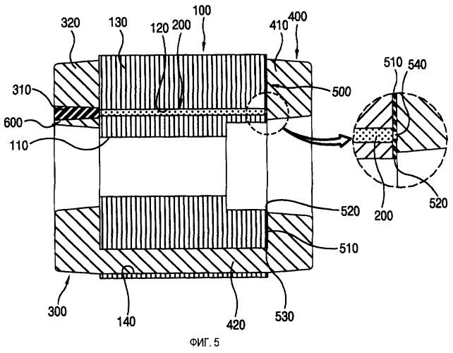 Ротор синхронного электродвигателя с постоянными магнитами и пуском от сети и способ его производства