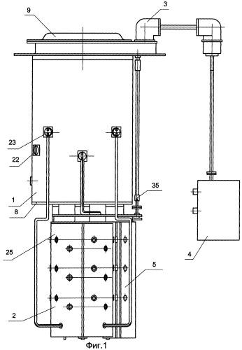 Трехфазный переключатель ответвлений обмоток трансформатора