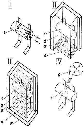 Способ криоконсервации органов и тканей in situ