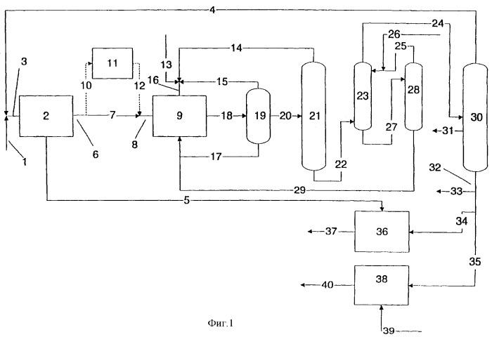 Способ получения карбоновых кислот, спиртов или сложных эфиров (варианты)