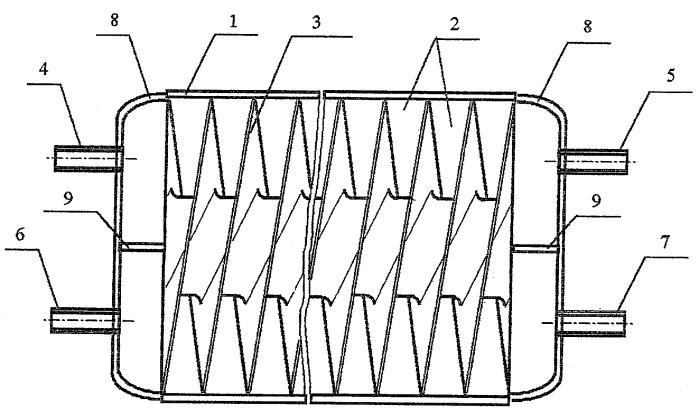 Патенты теплообменников тепловые установки бассейна - теплообменник