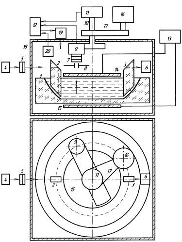 Устройство для оптической спектроскопии веществ