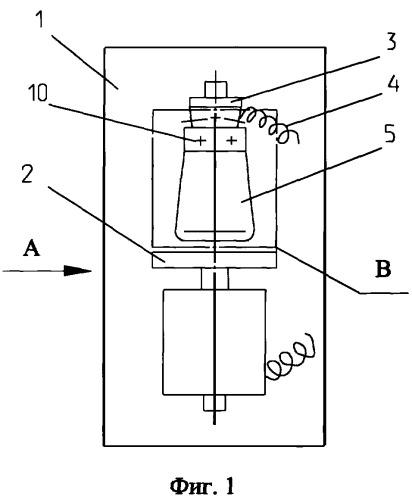 Устройство для стендовых испытаний объектов протезно-ортопедических изделий