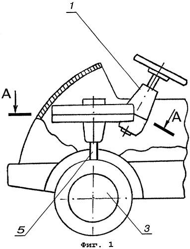 Рулевой механизм колесного транспортного средства
