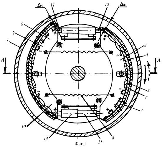 Устройство и способ для охлаждения барабанно-колодочного тормоза