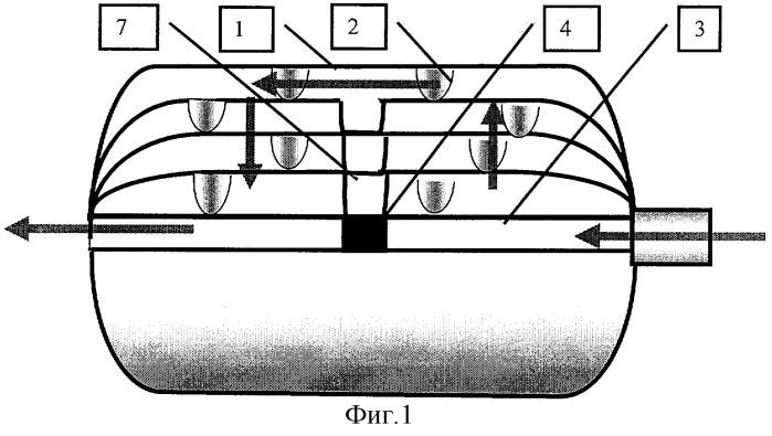 Спиральный глушитель шума двс