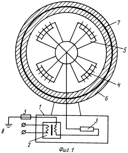 Вентиляторный ионизатор