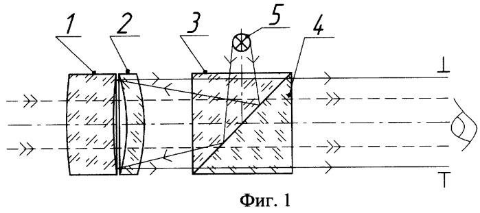 Оптическое прицельное устройство