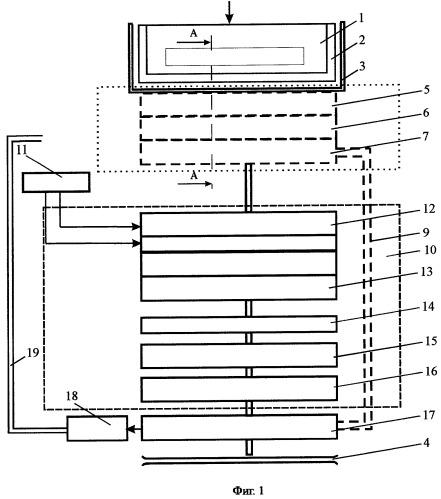 Система оборотного водоснабжения теплоэлектростанции