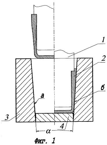 Способ получения заготовки поршня методом листовой штамповки
