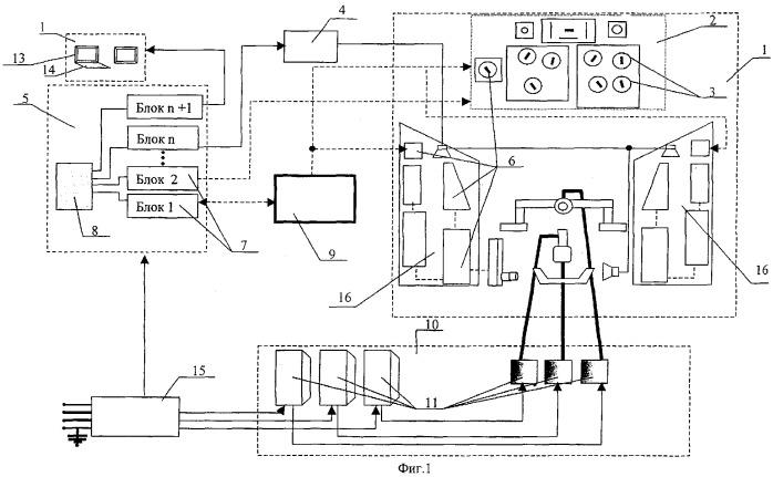 Унифицированный процедурный тренажер летного и технического персонала летательного аппарата
