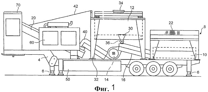 Способ повторного использования вынутого на рабочей площадке грунта и установка для его осуществления