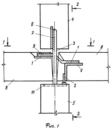 Крепление железобетонных плит перекрытия вылить плиты перекрытия