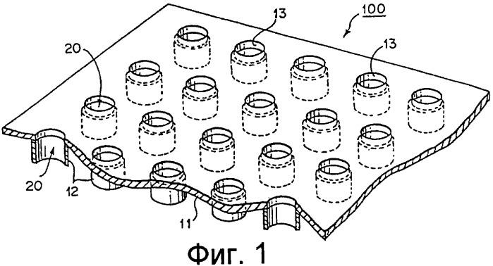 Средство для распределения жидкости и абсорбирующее изделие, имеющее такое же назначение
