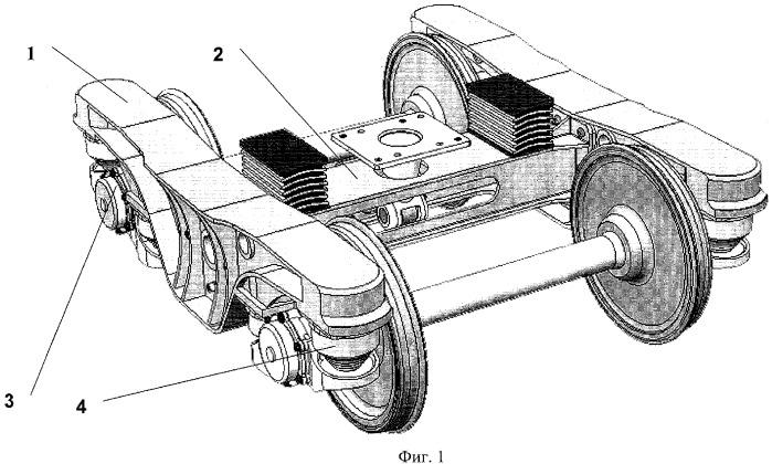 Тележка транспортного средства