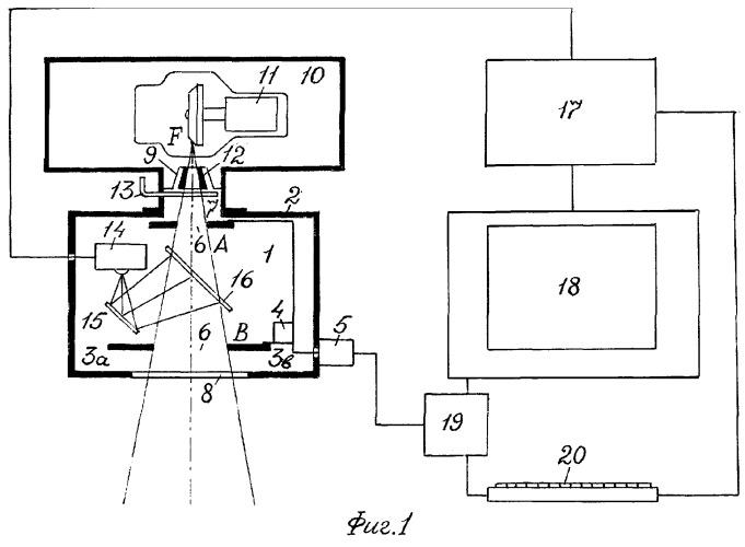 Устройство для диафрагмирования рабочего пучка медицинского рентгенодиагностического аппарата