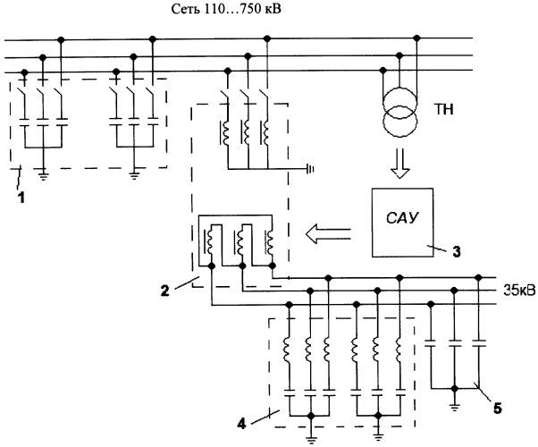 Беседка из пластиковой бутылСхема компенсатора реактивной мощности