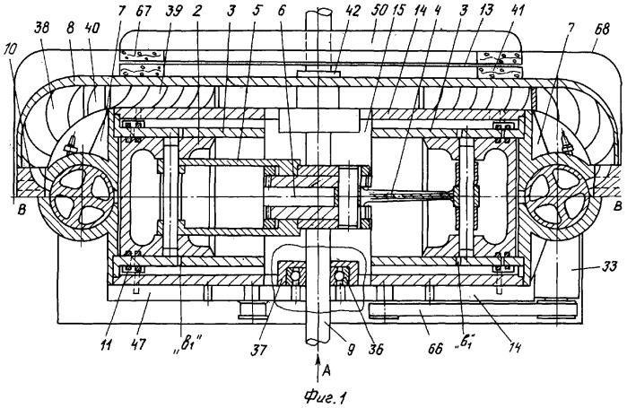 Автомобильный реактивный двигатель