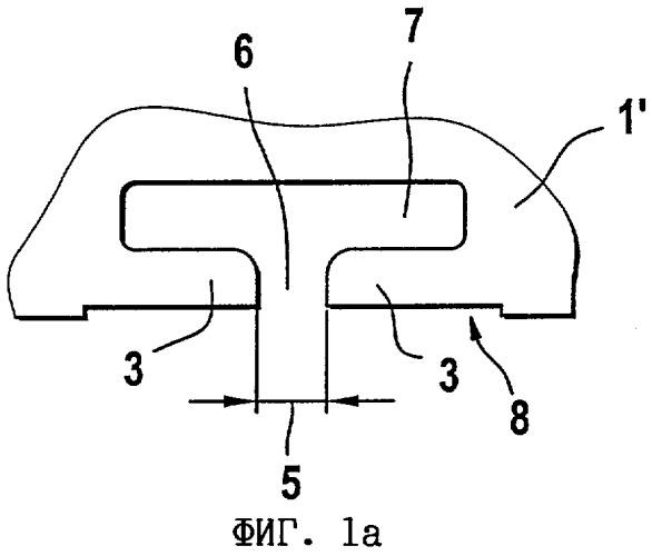 Деталь кожуха статора электрической машины