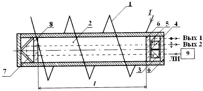 Магнитооптический датчик тока на основе фотонного эха