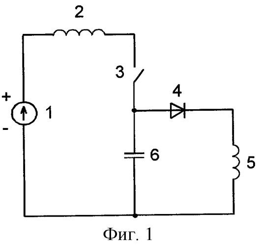 Схема питания фазной обмотки