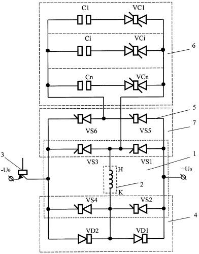 Автономный инвертор агрегата