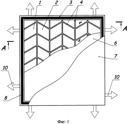 Устройство для гофрирования листового материала