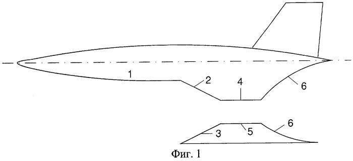 Способ организации детонационного режима горения в камере сгорания сверхзвукового прямоточного воздушно-реактивного двигателя