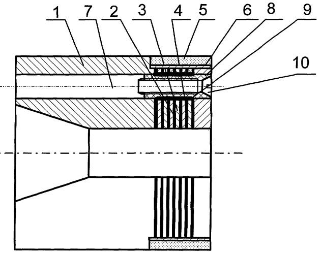 Способ изготовления устройства для контактно-стыковой сварки трубы с заглушкой