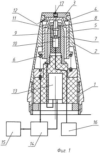 Электрическая схема подрыва пиропатронов