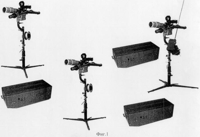 Способ обеспечения стрельбы группы переносных зенитно-ракетных комплексов и устройство для его осуществления