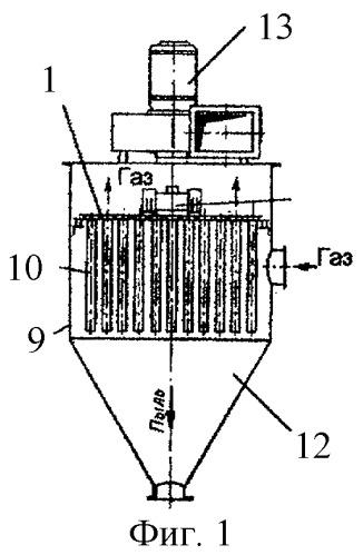 Фильтр из металлокерамики