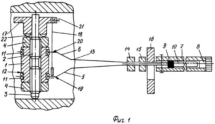 Калибр-нутромер и устройство для измерения геометрических параметров мерного стержня калибра-нутромера