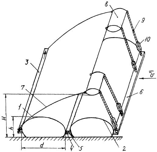 Защитное гидротехническое сооружение
