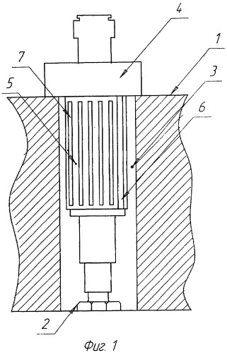 Энергетическая установка с помехоподавляющим устройством, имеющим пониженную вносимую электрическую емкость