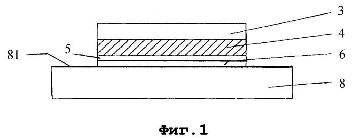 Многослойный элемент по меньшей мере с одним слоем, содержащим чувствительный к лазерному излучению материал