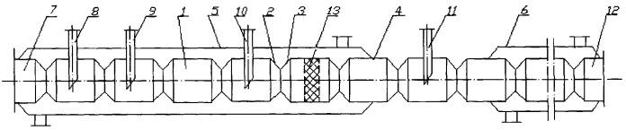 Способ алкилирования бензола и алкилатор для его осуществления
